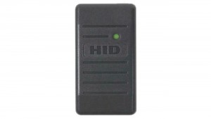 HID 6005 ProxPoint Plus Gray Card Reader