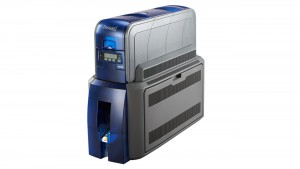 Entrust Datacard SD460 ID Card Printer with Laminator & Tactile Impressor
