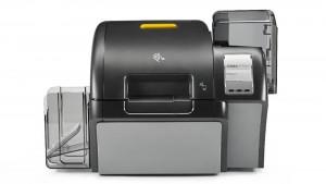 Zebra ZXP Series 9 ID Card Printers | AlphaCard