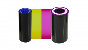 Zebra i Series YMCUvK Fluorescent Ribbon – 500 Prints