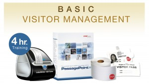 Basic Visitor Management System