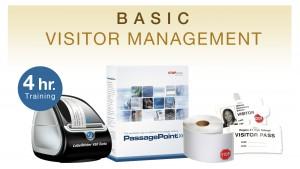 Basic Visitor Management System
