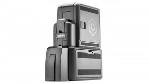 Datacard CR805 ID Card Printer with Inline Lamination & Tactile Impression