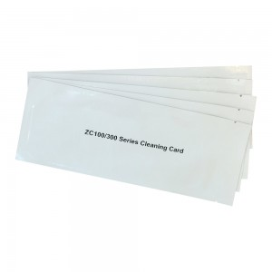 DuraClean™ 105999-311 Cleaning Card Kit for ZC Series