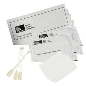 DuraClean™ 105999-704 Cleaning Kit for Zebra Printers - Cleaning Swabs & Cards
