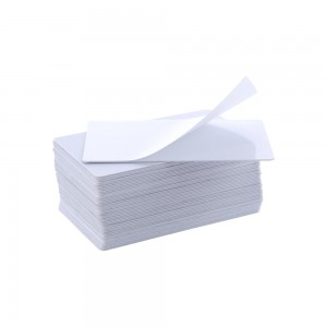 DuraClean™ ACL003 Adhesive Cleaning Cards for Evolis Zenius & Primacy Printers