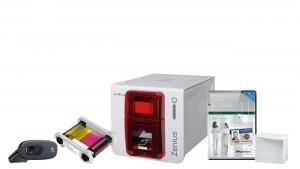 Evolis Zenius ID Card System