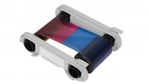 Evolis R5F002MD06 YMCKO Ribbon - 200 Prints
