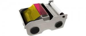 Fargo Ribbon Cartridge YMCKO - 250 Prints
