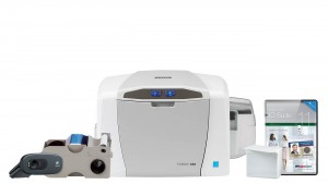 Fargo C50 ID Card Printer System