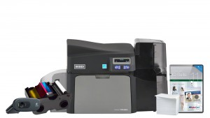 Fargo DTC4250e Dual-Sided ID Card System