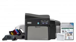 Fargo DTC4250e ID Card System