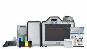 Fargo HDP5600 Dual-Sided ID Card System
