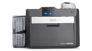 Fargo HDP6600XE Reverse Transfer ID Card Printer