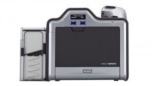 Fargo HDP5000 Printer - Single-Sided
