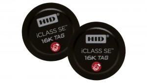 HID iCLASS SE Smart Card Adhesive Tag – 330
