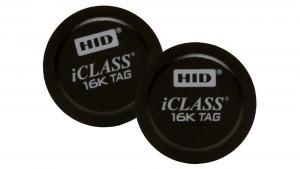 HID iCLASS Smart Card Adhesive Tag – 206