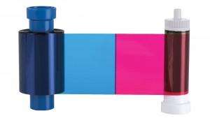 Magicard YMCK Ribbon + Film Combo Pack - 4000 Prints