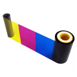 Matica XID YMCKUV Ribbon - 1,000 prints
