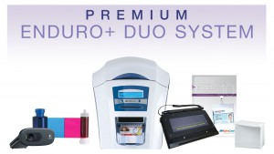 Premium Duplex ID Card System with Signature Capture