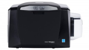 Fargo DTC1000M ID Card Printer