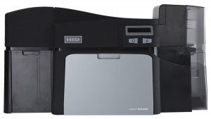 Fargo DTC4000 Direct-to-Card ID Card Printer