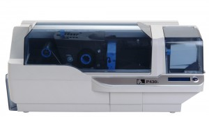 Zebra P430i Printer - Dual-Sided