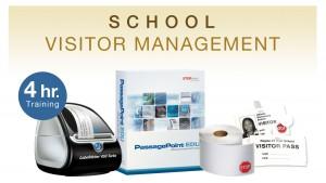 School Visitor Management System
