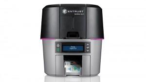 Entrust Sigma SL3 ID Card Printer