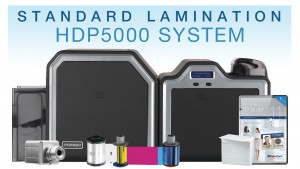 Standard HD Laminating ID Card System