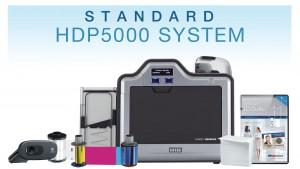 Standard High Definition ID Card System