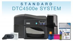 Standard High Volume ID Card System