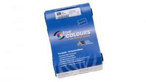 Zebra Color Ribbon YMCKOK P120i - 165 Prints
