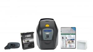 Zebra ZXP Series 1 ID Card System