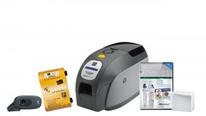Zebra ZXP Series 3 Dual Sided ID Card System