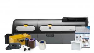 Zebra ZXP Series 7 Dual Sided Single Laminating ID Card Printer System