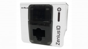 Evolis ZeniusID ID Card Printer