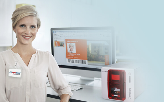 Get personalized help from the Evolis ID experts!