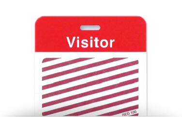 Visitor Badge Supplies