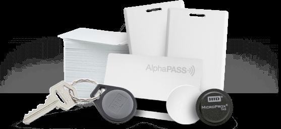 Proximity & Access Control Cards   AlphaCard