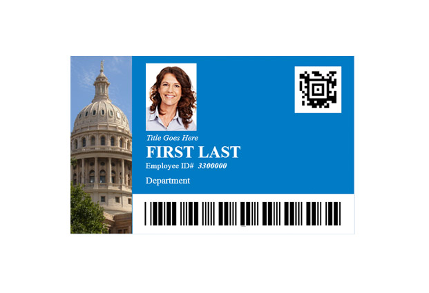Government Id Card Templates Id Card Template Gallery