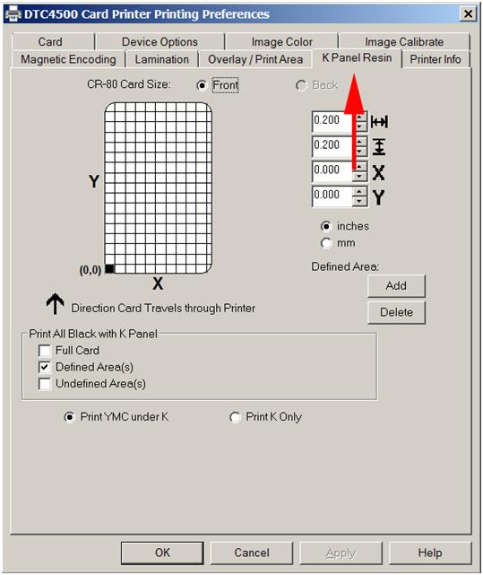 Barcode DTC4500e 1