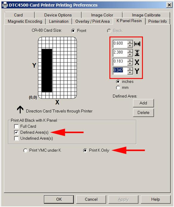 Barcode DTC4500e 2
