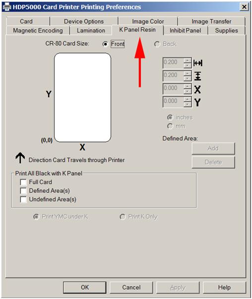 Barcode Encoding HDP5000 1
