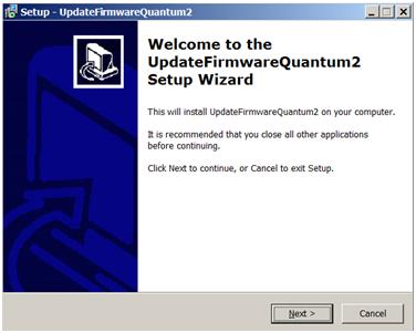 Quantum Firmware 1