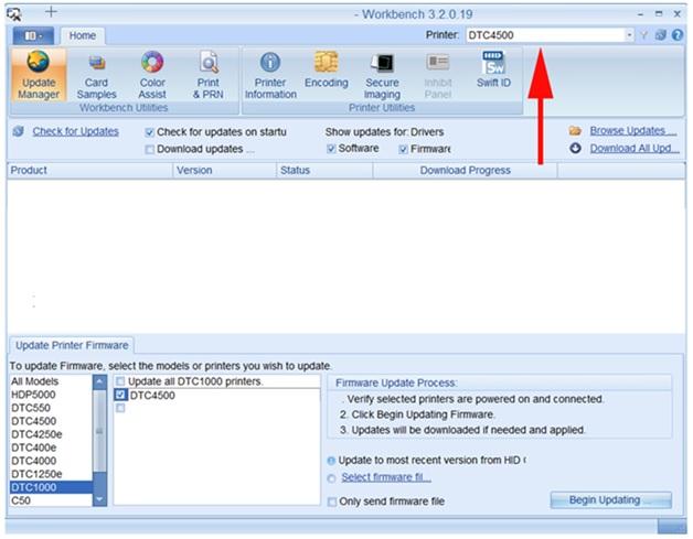 DTC4500e Firmware 1