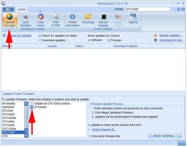 DTC4500e Firmware 2