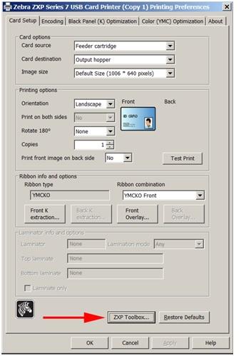 ZXP7 Firmware 1