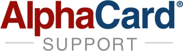 AlphaCard Technical Support