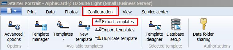 export_template